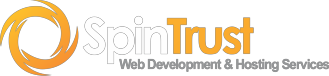SpinTrust.com Charleston Web Design